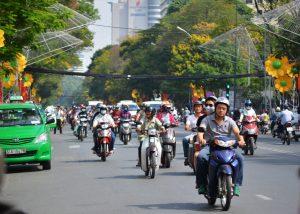 Huyết áp giảm đột ngột khi tham gia giao thông cực kì nguy hiểm