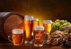 Rượu bia làm giảm huyết áp chứ không tăng