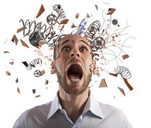 Stress là một trong những nguyên nhân gây ra bệnh rối loạn tiền đình