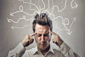Chóng mặt là một trong những triệu chứng tiêu biểu của rối loạn tiền đình