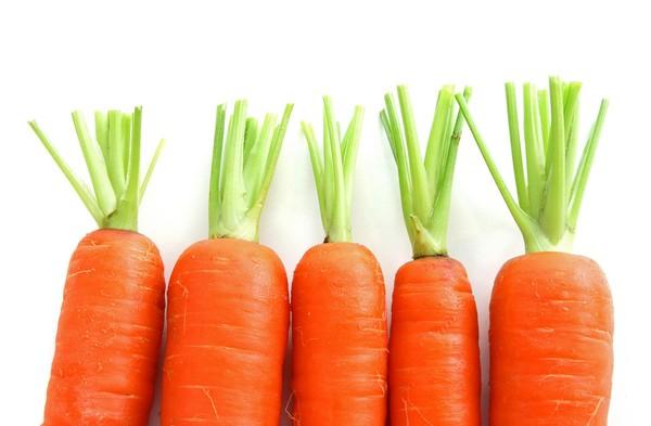 cà rốt tốt cho người mắc bệnh huyết áp thấp