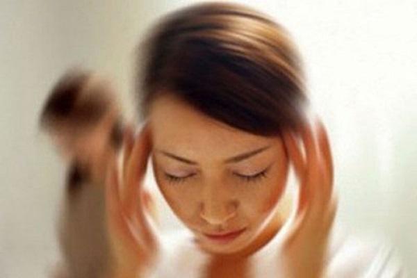 hiện tượng chóng mặt- đau đầu