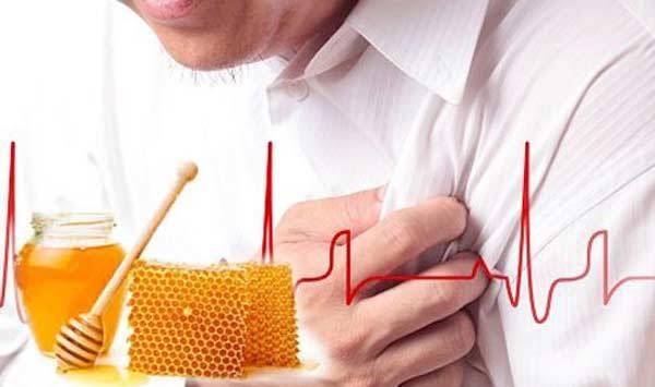 Mật ong cải thiện cholesterol tốt cho tim mạch